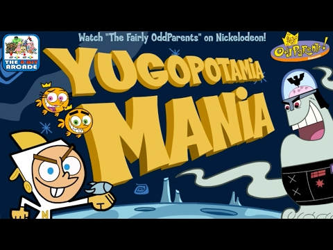 The Fairly Oddparents: Yugopotamia Mania - Save Earth's Nickel Supply (Nickelodeon Games)