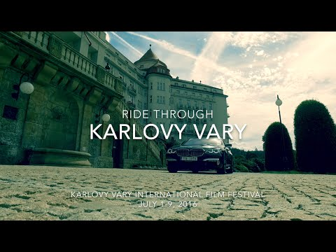 Ride Through 51st Karlovy Vary International Film Festival 2016