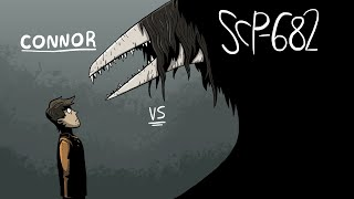 Confinement: Connor vs SCP-682 (INDESTRUCTIBLE LIZARD)