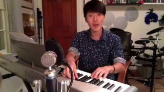 Woke The F*ck Up - Jon Bellion COVER (One Take Keyboard)