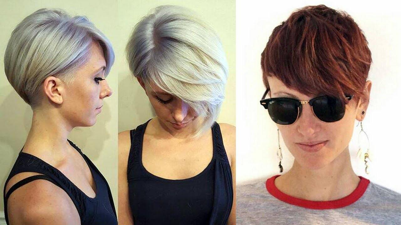 ultra short haircuts women
