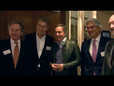 Wirtschaftsgespräche am Main mit Prof. Nico Hofmann, Co-CEO der UFA GmbH