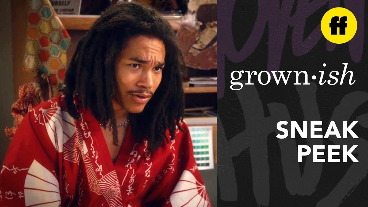 Download grown-ish Season 2, Episode 12 | Sneak Peek: Zoey & Luca Argue | Freeform