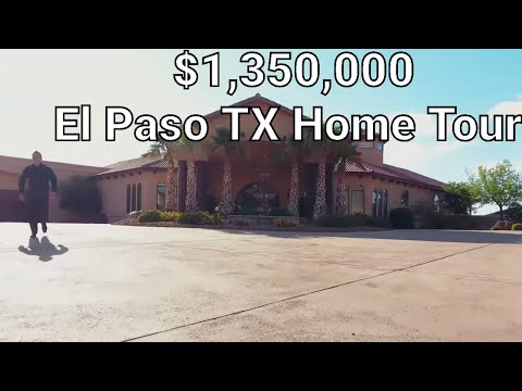 Million Dollar Listing Texas El Paso