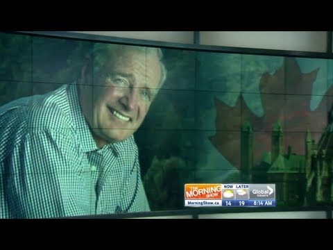 Paul Martin talks Canada economy