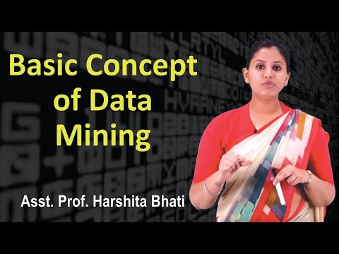 Basic Concept Of Data Mining|Architecture Of Data Mining | MCA, B.tech, M Sc. IT | By Harshita Bhati
