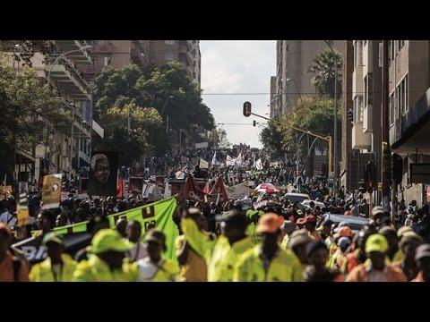Labor, Xenophobia And The Class Struggle In South Africa