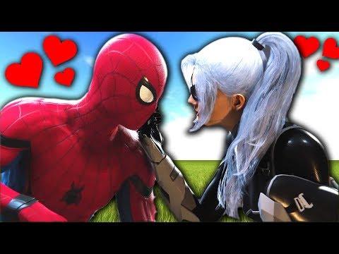 E' NATO UN NUOVO AMORE!!! - Spider-Man *NUOVO DLC* #1