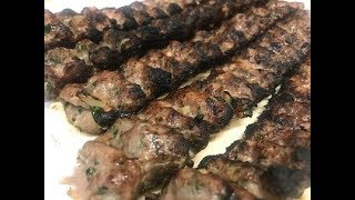 How To Make Turkish Urfa Kebab