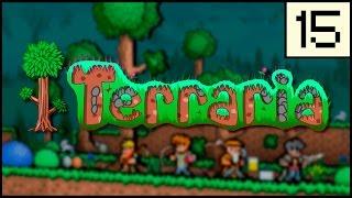 Terraria #15 La Espada de la noche!! La mejor del pre hardmode y la reina de las abejas