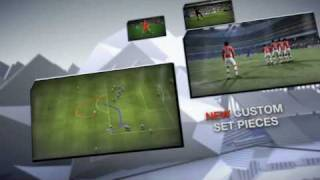FIFA 10 New Features Trailer