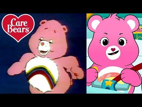 Classic Care Bears | The Evolution of Cheer Bear!