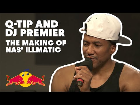 Q-Tip And DJ Premier On The Making Of Nas' Illmatic | Red Bull Music Academy