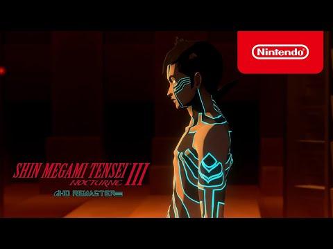 Shin Megami Tensei III: Nocturne HD Remaster - Video