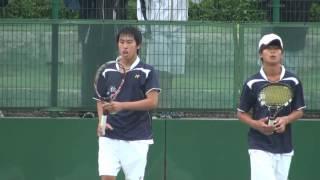 鈴鹿高校テニス部 2012選抜 三重県予選