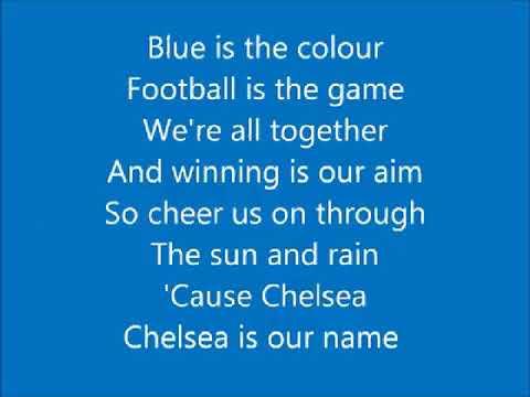 Blue Is The Colour - Chelsea FC (Anthem)