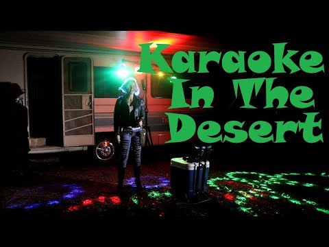 Karaoke In The Desert @ RTR 2018