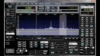 Cuban Lady Numbers Station -  (Software Defined Radio)