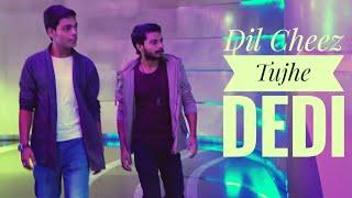 Dil Cheez Tujhe Dedi | Teaser | K.s.r Kush, Krishna Vadi Ft. Devil | Editing Wala