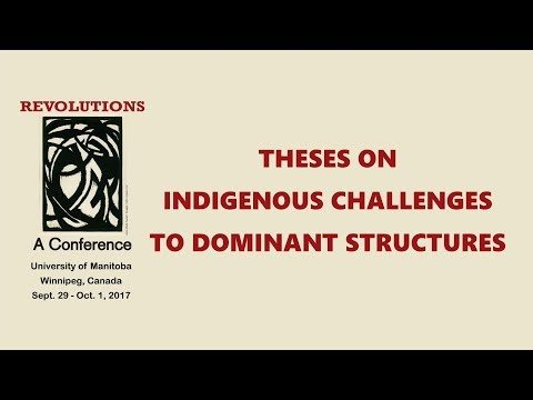 Indigenous Challenges to Capitalism