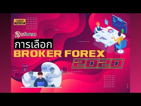 การเลือก broker forex - โบรกเกอร์ forex ที่ดีต้องเป็นแบบไหน?
