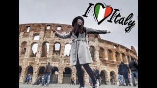 МУЖ УВЕЗ в Рим! Римские каникулы