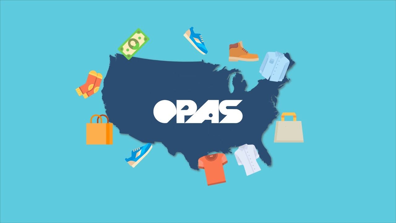 US Shipping Address & Package Forwarding - OPAS