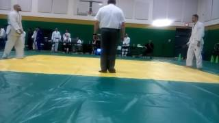 Jacques (Bang Bang) Winning Judo match