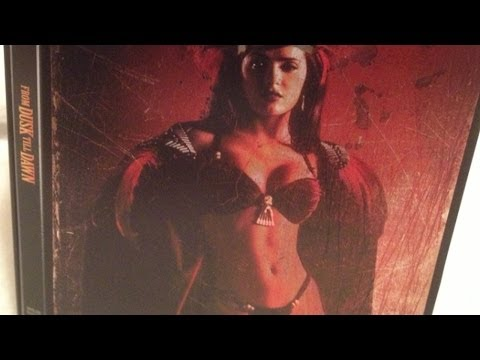 from-dusk-till-dawn-steelbook-zavvi-exclusive-blu-ray-unboxing---limited-to-4,000-copies!