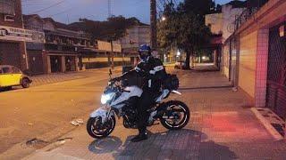 VIAGEM DE MOTO PRO NORDESTE de Santos Sp até Lagarto SE 2.270 km - Sandro 013