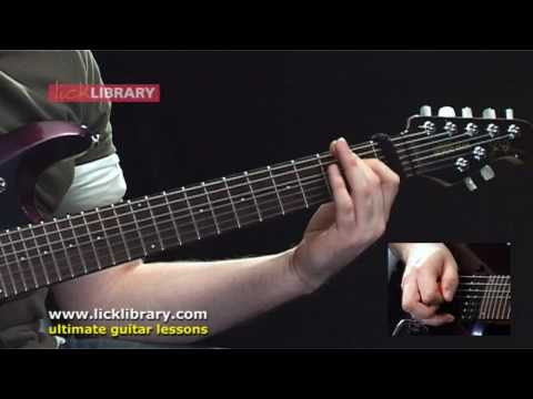 Alter Bridge - One Day Remains - Guitar Lesson with Andy James