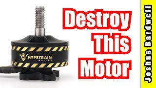 GIVEAWAY HypeTrain Blaster FPV Motor With Replacement Program