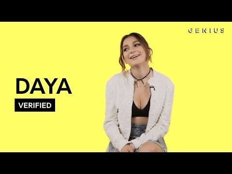 "Daya ""Don't Let Me Down"" by The Chainsmokers Official Lyrics & Meaning 