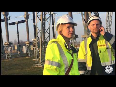 DolWin3 Deputy Project Director Sibylle Stefan