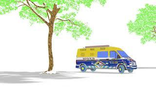 African Book Truck, laissez passer les livres....