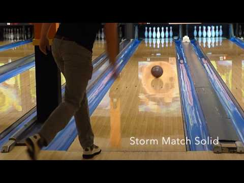 Storm Snap Lock Bowling Ball Review by TamerBowling.com