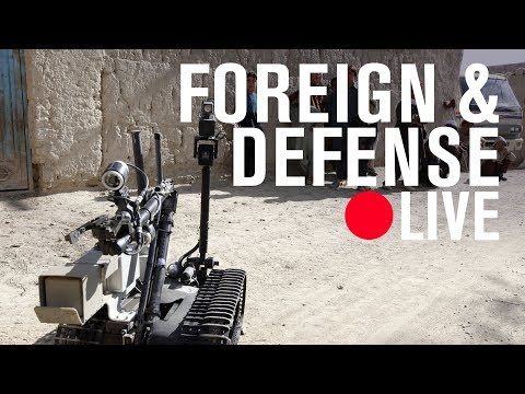 Uncle Sam wants you — and lots of robots — for the US Army | LIVE STREAM