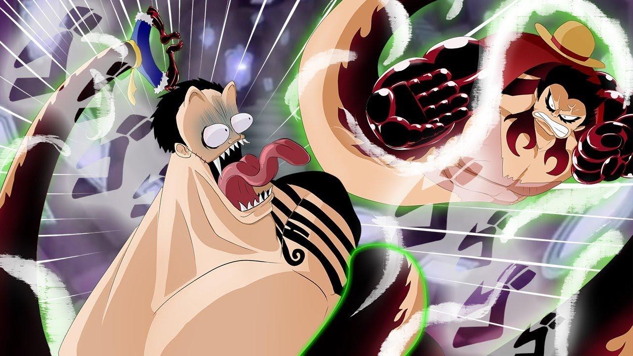 Hahaha gear 4 snake man. One Piece Gear 4 Snake Man Hd Wallpaper Freewallanime