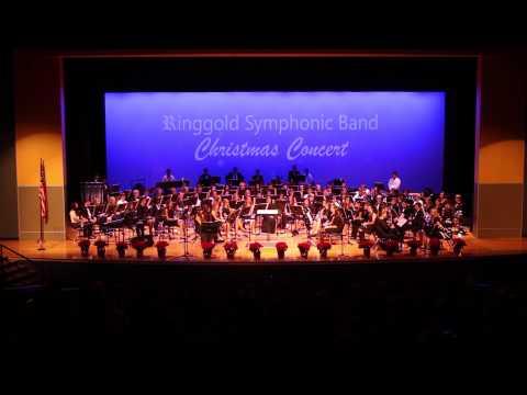 RHS Symphonic Band Christmas Concert 2014