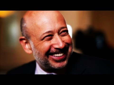 Lloyd Blankfein: Wall Street Most Exciting Place to Go