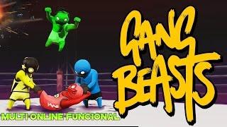 Descargar gang beasts online steam!! actualizado