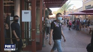 LA County's reinstated indoor mask mandate officially kicks into effect