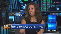 Intercontinental Exchange data chief on the NYSE's ETF hub launch