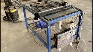 Home Made CNC Plasma Cutter