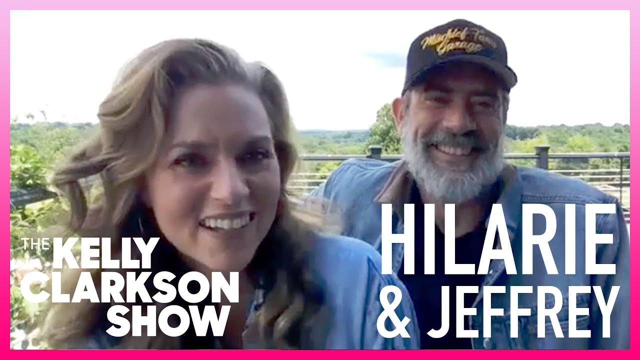 See Hilarie Burton Morgan & Jeffrey Dean Morgan's Life On The Farm!