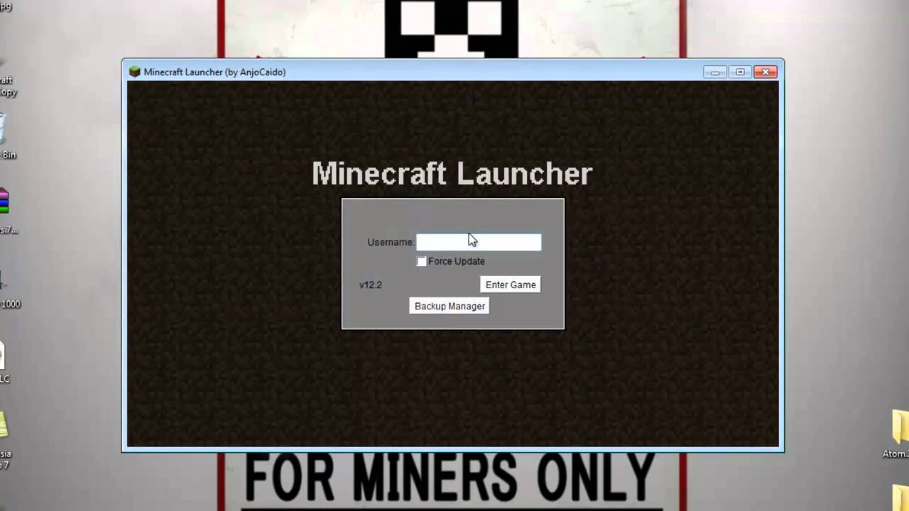 minecraft launcher by anjocaido 1.8.1 download