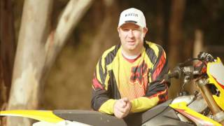 MXTV Bike review - 2011 Suzuki RMX450Z