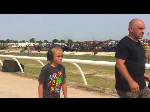 Most of the 2017 Nebraska State Fair Max Weld Demolition Derby