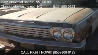1962 Chevrolet Bel Air Wagon for sale in Nationwide, NC 2760 #VNclassics