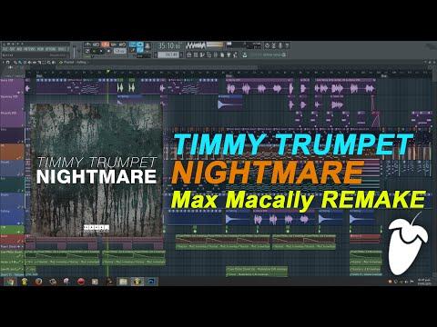 Timmy Trumpet - Nightmare (Original Mix) (FL Studio Remake + FLP)
